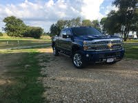 Picture of 2017 Chevrolet Silverado 2500HD High Country Crew Cab 4WD, exterior, gallery_worthy