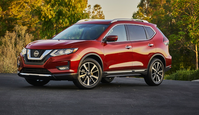 2020 Nissan Rogue, exterior, manufacturer, gallery_worthy