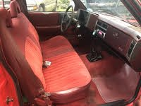 Picture of 1992 Chevrolet S-10 RWD, interior, gallery_worthy