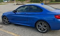 Picture of 2016 BMW 2 Series M235i xDrive Coupe AWD, exterior, gallery_worthy