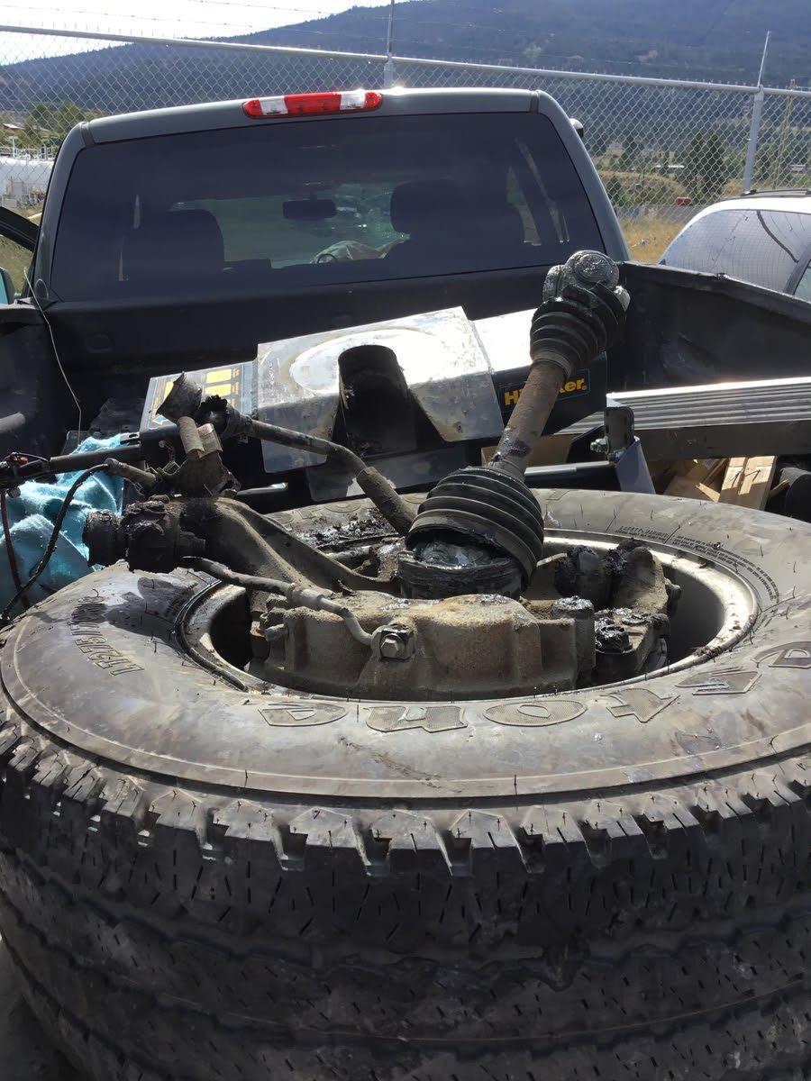Maintenance & Repair Questions - Stabilitrak/ traction