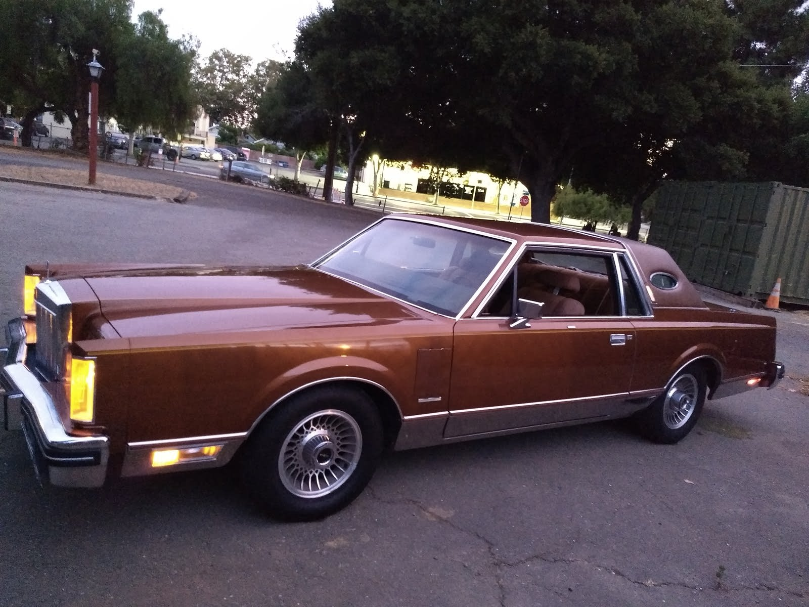 Lincoln Continental Questions - 1981 Lincoln Continental