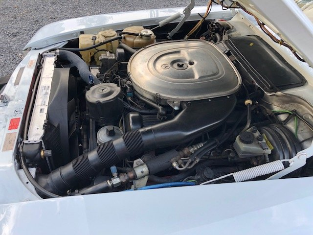 Picture of 1987 Mercedes-Benz SL-Class 560SL, engine, gallery_worthy