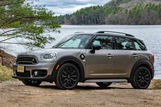2020 MINI Countryman Hybrid Plug-In Hybrid