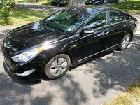 Picture of 2014 Hyundai Sonata Hybrid FWD, exterior, gallery_worthy