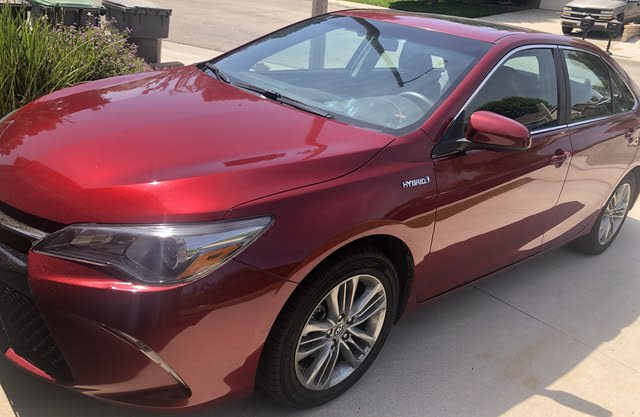 Picture of 2015 Toyota Camry Hybrid SE FWD