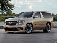 Picture of 2020 Chevrolet Tahoe Premier 4WD, exterior, gallery_worthy