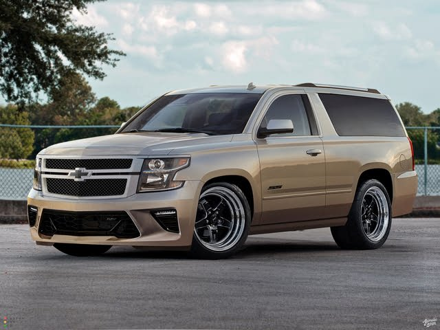 Picture of 2020 Chevrolet Tahoe Premier 4WD