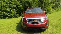 Picture of 2017 Cadillac XT5 Luxury AWD, exterior, gallery_worthy