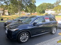 Picture of 2019 INFINITI QX50 Luxe AWD, exterior, gallery_worthy