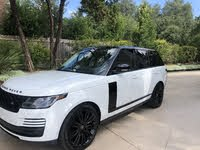 Picture of 2020 Land Rover Range Rover HSE V8 4WD, exterior, gallery_worthy