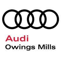 Audi Owings Mills logo