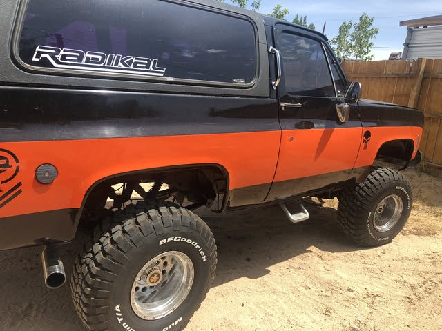 Picture of 1976 Chevrolet Blazer