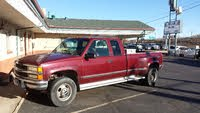 Picture of 1995 Chevrolet C/K 3500 Cheyenne Extended Cab LB 4WD, exterior, gallery_worthy