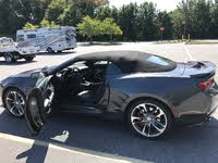 Picture of 2017 Chevrolet Camaro 2SS Convertible RWD, exterior, gallery_worthy