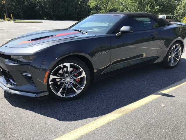 Picture of 2017 Chevrolet Camaro 2SS Convertible RWD