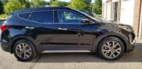 Picture of 2017 Hyundai Santa Fe Sport 2.0T Ultimate AWD, exterior, gallery_worthy