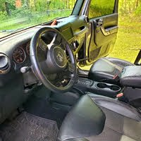 Picture of 2016 Jeep Wrangler Unlimited Sahara 75th Anniversary 4WD, interior, gallery_worthy
