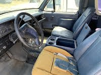 Picture of 1990 Ford Bronco XLT 4WD, interior, gallery_worthy