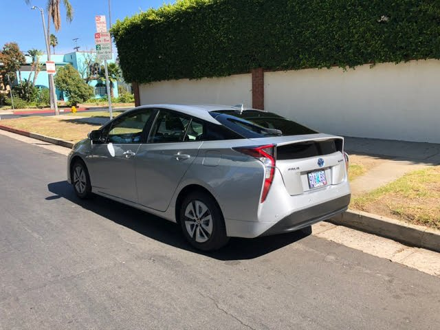 Picture of 2018 Toyota Prius Two Eco