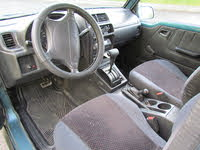 Picture of 1996 Geo Tracker 2 Dr LSi 4WD Convertible, interior, gallery_worthy