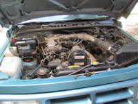 Picture of 1996 Geo Tracker 2 Dr LSi 4WD Convertible, engine, gallery_worthy