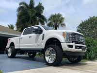 Picture of 2018 Ford F-250 Super Duty Platinum Crew Cab 4WD, exterior, gallery_worthy