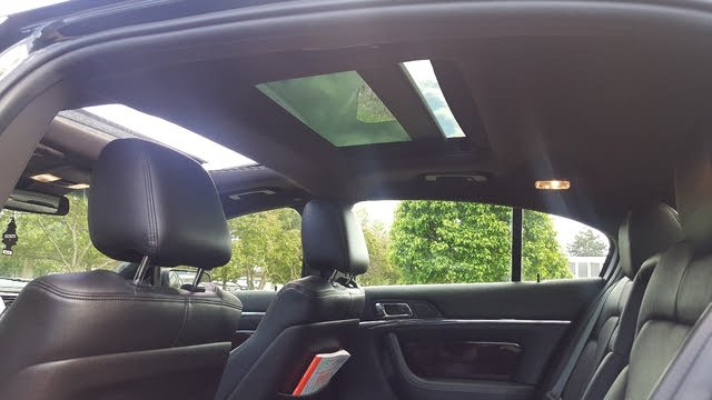 Picture of 2012 Lincoln MKS AWD, interior, gallery_worthy