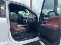 Picture of 2018 Ford F-250 Super Duty Platinum Crew Cab 4WD, interior, gallery_worthy