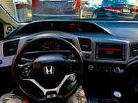 Picture of 2012 Honda Civic Si w/ Navigation, interior, gallery_worthy