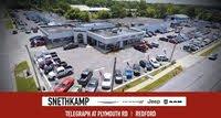 Snethkamp Chrysler Dodge Jeep Ram logo