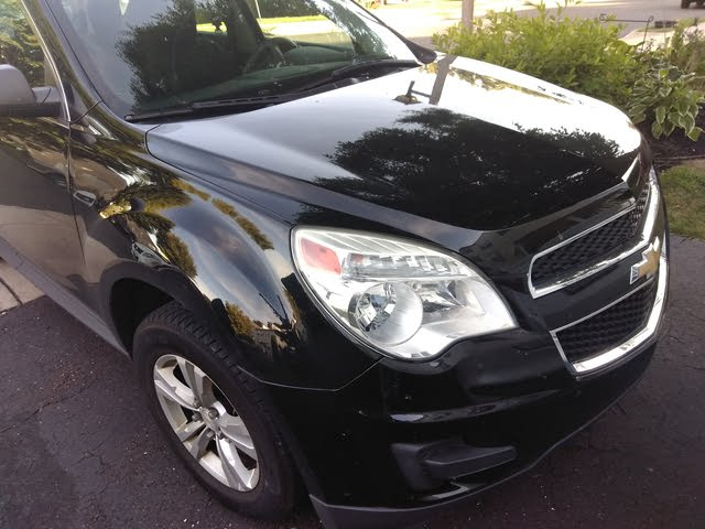 Picture of 2013 Chevrolet Equinox LS AWD, exterior, gallery_worthy