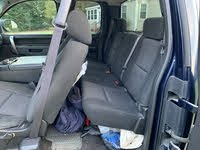 Picture of 2012 Chevrolet Silverado 1500 LS Extended Cab 4WD, interior, gallery_worthy