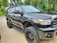 Picture of 2015 Toyota Sequoia SR5 FFV 4WD, exterior, gallery_worthy
