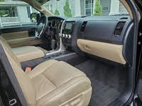 Picture of 2015 Toyota Sequoia SR5 FFV 4WD, interior, gallery_worthy