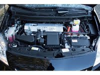 Picture of 2015 Toyota Prius Three, engine, gallery_worthy
