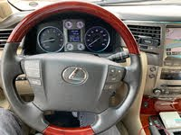 Picture of 2008 Lexus LX 570 570 4WD, interior, gallery_worthy