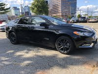 Picture of 2018 Ford Fusion Hybrid SE FWD, exterior, gallery_worthy