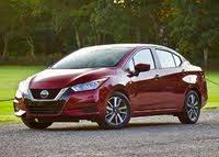 2020 Nissan Versa Picture Gallery