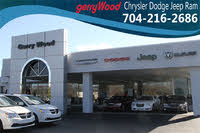 Gerry Wood Chrysler Dodge Jeep Ram logo