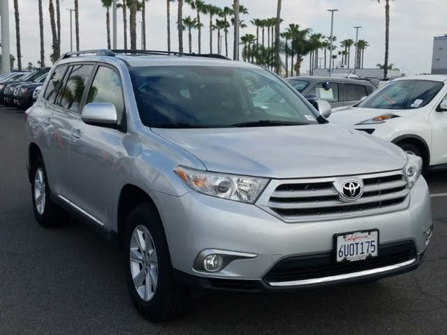 Picture of 2012 Toyota Highlander Base