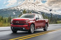 2020 Chevrolet Silverado 1500 Picture Gallery