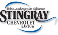 Stingray Chevrolet Bartow logo