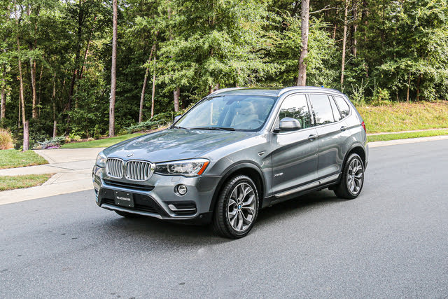 Picture of 2015 BMW X3 xDrive35i AWD, exterior, gallery_worthy