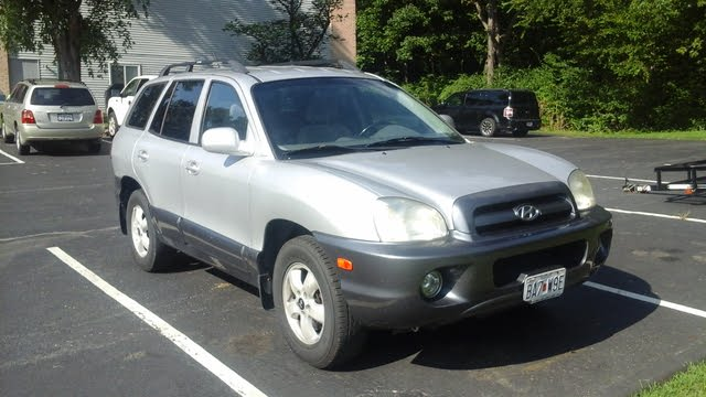 Picture of 2005 Hyundai Santa Fe 3.5L LX AWD, exterior, gallery_worthy