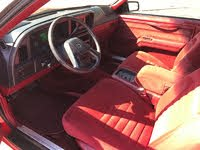 Picture of 1986 Mercury Cougar Coupe RWD, interior, gallery_worthy