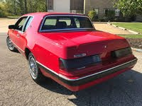 Picture of 1986 Mercury Cougar Coupe RWD, exterior, gallery_worthy