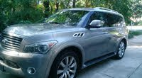 Picture of 2012 INFINITI QX56 4WD with Split Bench Seat Package, exterior, gallery_worthy