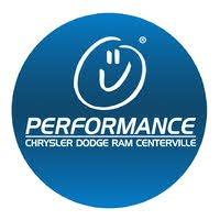 Performance Chrysler Jeep Dodge Ram logo