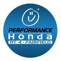 Performance Honda logo